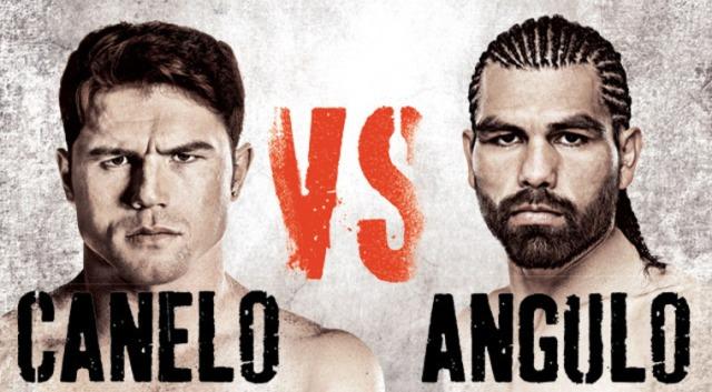 Angulo Vs Canelo Tickets