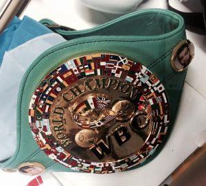 DSG WBC Belt