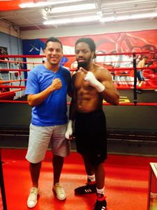 Omar Douglas and Me